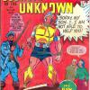 Secrets of the Unknown #169