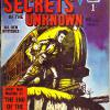 Secrets of the Unknown #1