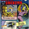 Secrets of the Unknown #109