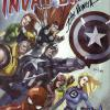 'Secret Invasion' #1 NYCC Midtown Variant. Signed by John Romita Snr. 104/499