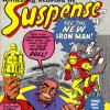 Amazing Stories of Suspense #61. Published by Alan Class. U.K. Edition of Tales of Suspense #48.