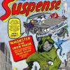 Amazing Stories of Suspense #28. Published by Alan Class. U.K. Edition of Tales of Suspense #31.
