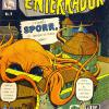 El Enterrador #9. Published by La Prensa. Mexican Edition of Tales of Suspense #11.