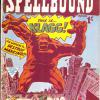 Spellbound #40. Published by L.Miller & Co (Hackney) Ltd for the U.K. market. Cover depicts Tales of Suspense #21, although Klagg's head is altered substantially.