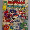 Capitan America #7 from Mexico. Published by La Prensa, this issue takes its cover from Tales of Suspense #92.