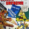 Secrets of The Unknown #71. Published by Alan Class. U.K. Edition of Tales of Suspense #46.