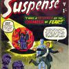 Amazing Stories Of Suspense #27. Published by Alan Class. U.K. Edition of Tales of Suspense #33.