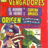 Los Vengadores #32. Based on Tales of Suspense #63. Published by La Prensa in Mexico.