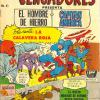 Los Vengadores #43. Based on Tales of Suspense #65. Published by La Prensa in Mexico.