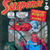Amazing Stories of Suspense #143. Published by Alan Class for the U.K. market. U.K. Edition of Tales of Suspense #2.