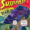 Amazing Stories of Suspence #132. Published by Alan Class for the U.K. market. U.K. Edition of Tales of Suspense #9.