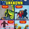 Secrets of The Unknown #172. Published by Alan Class. U.K. Edition of Tales of Suspense #28.