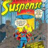 Amazing Stories of Suspense #142. Published by Alan Class. U.K. edition of Tales of Suspense #3.