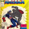Capitan America #13 from Mexico. Published by La Prensa, this issue takes its cover from Tales of Suspense #98.