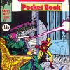 The Titans Pocket Book #7. Part of Marvel U.K.'s Pocket Digest Series. This comic partly depicts Tales of Suspense #50.
