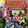 Capitan America #03, published ny Editoriale Corno in Italy. Cover taken from Tales of Suspense #70.