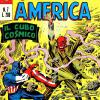 Capitan America #7, published by Editoriale Corno in Italy. Cover taken from Tales of Suspense #80.