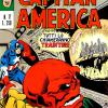 Capitan America #12, published by Editoriale Corno in Italy. Cover taken from Tales of Suspense #90.