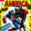 Capitan America #15, published by Editoriale Corno in Italy. Cover taken from Tales of Suspense #98.