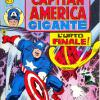 Capitan America Gigante #3, published by Editoriale Corno in Italy. Cover taken from Tales of Suspense #74.