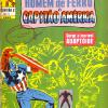 Homem De Ferro E Capitao America No.09, published by Ebal in Brazil. Cover taken from Tales of Suspense #82.