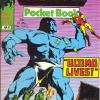 The Titans Pocket Book #11. Part of Marvel U.K.'s Pocket Digest Series. This comic partly depicts Tales of Suspense #77.