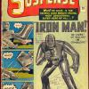 Tales of Suspense #39. U.K. Pence Edition. 1st appearance of Iron Man.