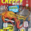 Creepy Worlds #151. Published by Alan Class. U.K. Edition of Tales of Suspense #11.