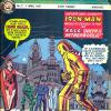 Fantastic #7, 1st April 1967. Published in the U.K. by Odhams Press Ltd. Cover taken from Tales of Suspense #43.