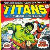 The Titans #17, 14th February 1976. Published by Marvel Comics Group for the U.K.
