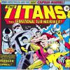 The Titans #19, 28th February 1976. Published by Marvel Comics Group for the U.K.