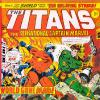The Titans #24, 3rd April 1976. Published by Marvel Comics Group for the U.K.