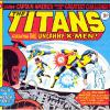 The Titans #25, 10th April 1976. Published by Marvel Comics Group for the U.K.