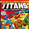 The Titans #32, 29th May 1976. Published by Marvel Comics Group for the U.K.