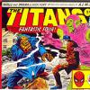 The Titans #33, 5th June 1976. Published by Marvel Comics Group for the U.K.