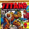 The Titans #34, 9th June 1976. Published by Marvel Comics Group for the U.K.