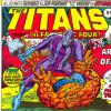 The Titans #35, 16th June 1976. Published by Marvel Comics Group for the U.K.