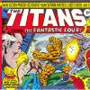 The Titans #36, 23rd June 1976. Published by Marvel Comics Group for the U.K.