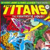 The Titans #37, 30th June 1976. Published by Marvel Comics Group for the U.K.
