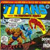 The Titans #41, 28th July 1976. Published by Marvel Comics Group for the U.K.