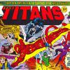 The Titans #42, 4th August 1976. Published by Marvel Comics Group for the U.K.