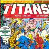 The Titans #45, 25th August 1976. Published by Marvel Comics Group for the U.K.