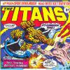 The Titans #46, 1st September 1976. Published by Marvel Comics Group for the U.K.