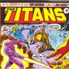 The Titans #48, 15th September 1976. Published by Marvel Comics Group for the U.K.