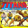 The Titans #50, 29th September 1976. Published by Marvel Comics Group for the U.K.