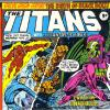 The Titans #52, 13th October 1976. Published by Marvel Comics Group for the U.K.