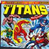 The Titans #53, 20th October 1976. Published by Marvel Comics Group for the U.K.