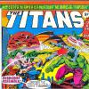 The Titans #56, 10th November 1976. Published by Marvel Comics Group for the U.K.