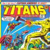 The Titans #57, 17th November 1976. Published by Marvel Comics Group for the U.K.