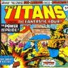 The Titans #30, 15th May 1976. Published by Marvel Comics Group for the U.K.